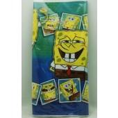 "SBTABLE - Spongebob 54""x96"" Table Cover (1pc @ $2.50/pc)"