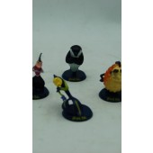 "ST2 - 1.5"" Shark Tale Figurine Mix (100pcs @ $0.25/pc)"
