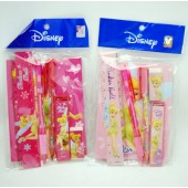 TB6PC2 - Tinkerbell 6pc Stationary Set In Bag (12pks @ $1.50/pc)