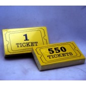TICKET2 - 550-5000 Redemption Tickets (54pcs @ $0.04/pc)