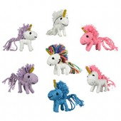 A1UNSTB - Unicorn String Dolls in Bulk Bag (100 pcs @ $0.50/pc)