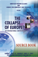 The Collapse of Europe Source Book