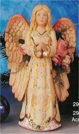 "Lace  Angel Praying 10"""
