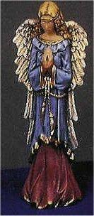 "Wispy Angel of Prayer 8""T"