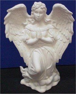 """PV Angel Praying 9""""t"""