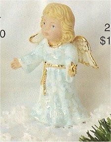 "Small Standing Angel w/Star 4.5""T"