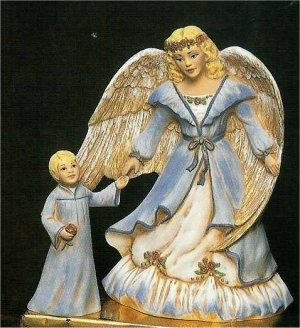 "Angel w/Boy 9""T"