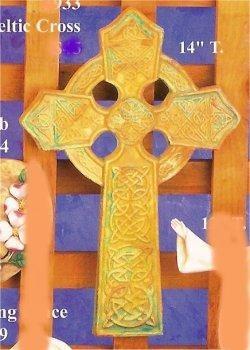 """CPI Celtic Cross 14""""t"""