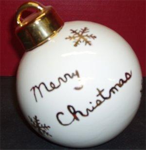 "CPI Med. Ornament 6""dia."
