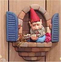"""Window Gnome Flute 8.5""""T"""