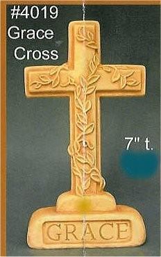 "CPI Grace Cross 7""T"