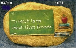 "CPI Teacher Slab 10""L"