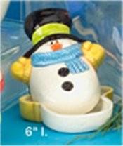"""CPI Snowman Box 6""""l"""
