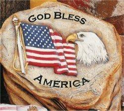 """Large Slab America 10""""t"""