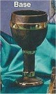 "Chalice or Goblet 8.5""t"