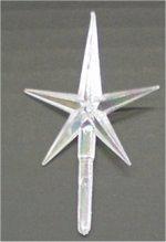 """Star for Med. Trees 3""""t  Irridesant"""