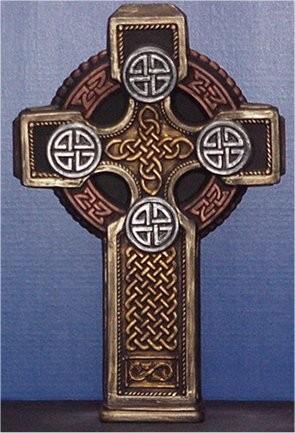 """Celtic Cross 22""""Tx14""""W"""