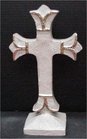 """Selfstanding Cross 14""""T"""