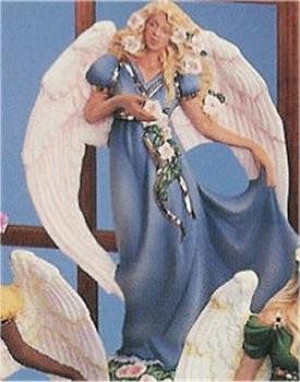 "Spring Angel  12""T"