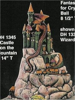 "Castle on Mountain 14""t"