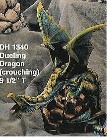 """DH Dueling Dragon 9.5""""t"""
