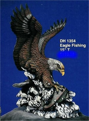 "Eagle Fishing 15""T"