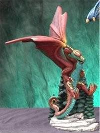 """DH First Hunt Dragon 13.5 x 10.5"""""""
