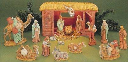"DH. Nativity 12""T"