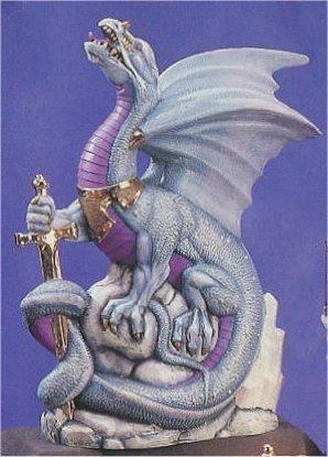 """Dragon War Lord 15""""t"""