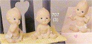"""Diaper Babies Set 2.5"""""""