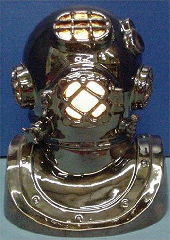 """Divers Helmet 9""""t"""