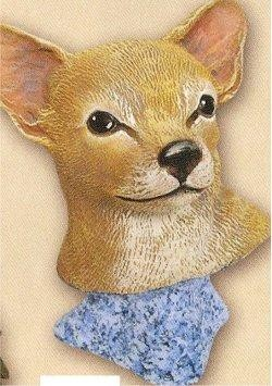 "Chihuahua Bust 4""t"