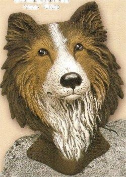 "Collie Bust 4.25""t"