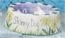 "Med.Dog Dish 7x2.25"""