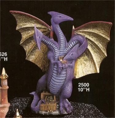 """Gare Trigoran Dragon 10""""T"""