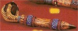 """Eagle Claw Peace Pipe 6.5"""" L"""