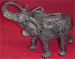 "Elephant 11.5""Hx15""L"