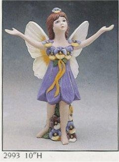 "Pansy Fairy 10""t"