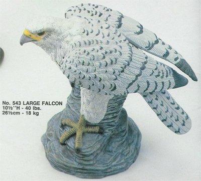 "Large Falcon 10.5""T"
