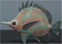 """Fish 11"""" x 8"""""""