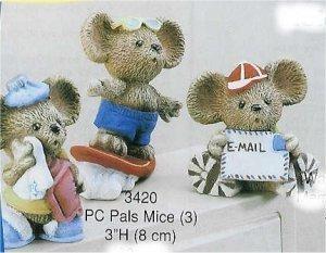 "PC Pals Mice Set 3""t"