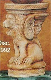 Gargoyle Lion Sitter