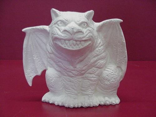 "Gargoyle Cat 5""T"