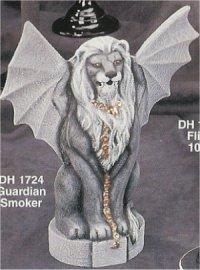 "Guardian Lion Smoker 10""t"