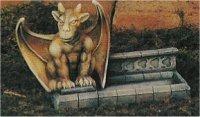 """Gargoyle Cardholder 7""""L"""