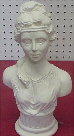 """Grecian Bust 13"""""""