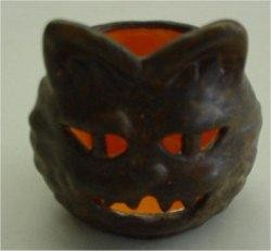 Cat Votive 3""