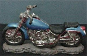 "Motorcycle 13""x6.5"""