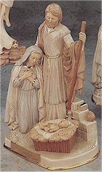 "Holy Family 14.5""t"