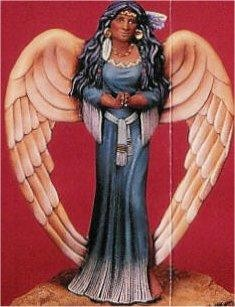"""Ind. Angel Maiden 8.5"""""""